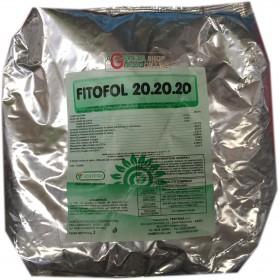FERTENIA FITOFOL FOLIAR FERTILIZER NPK 20.20.20. KG. 3
