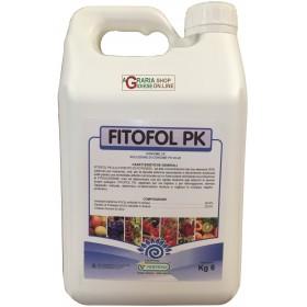 FERTENIA FITOFOL PK FERTILIZER BASED ON POTASSIUM PHOSPHITE KG. 6 PK 30.20