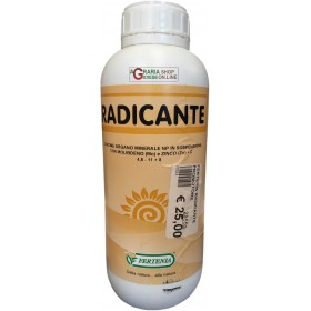 FERTENIA RADICANTE NATURAL PROMOTER BASED ON VEGETABLE EXTRACTS KG. 1