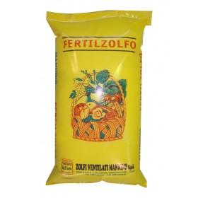 FERTILZOLFO GRANULAR FERTILIZER BASED ON CORRECTIVE SULFUR KG. 25