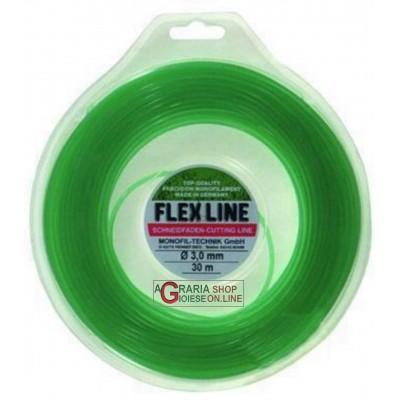 WIRE FOR STELLAR FLEXLINE BRUSHCUTTER FROM mm. 3 mt. 60
