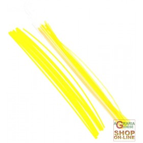 WIRE FOR BRUSHCUTTER SQUARE SECTION mm.3 x 36CM. CONF. 30 PCS
