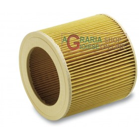 CARTRIDGE FILTER FOR KARCHER ASPIRATUTTO MV2-MV3
