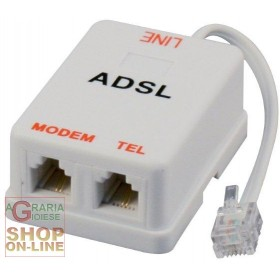 ADSL FILTER WITH CABLE 10 CM