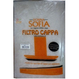 FILTER FOR KITCHEN HOOD REPLACEMENT WOMAN SOFIA CM. 80X40