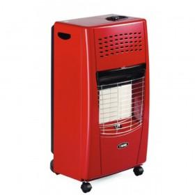 BARTOLINI LPG GAS STOVE MOD. BEAUTIFUL RED WATT. 4200