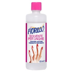 FIORILLO ACETONE SOLVENT FOR NAILS ML. 125