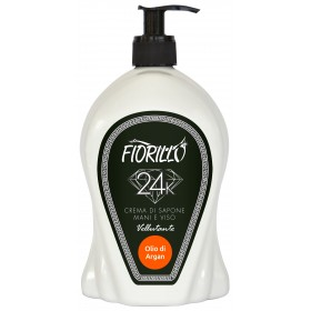 FIORILLO LIQUID SOAP CREAM ARGAN OIL ML. 750
