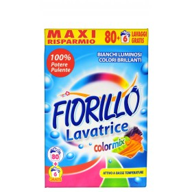FIORILLO DETERGENT LAUNDRY IN THE WASHING MACHINE COLORMIX 86