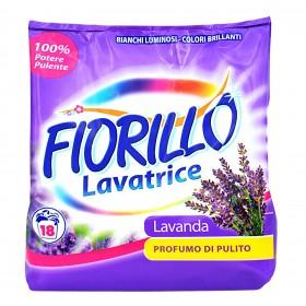 FIORILLO DETERSIVO BUCATO IN LAVATRICE LAVANDA 18 MISURINI KG.