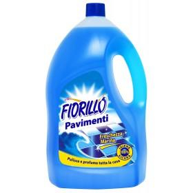 FIORILLO DETERGENT FOR WASHING FLOORS MARINE FRESHNESS LT. 4