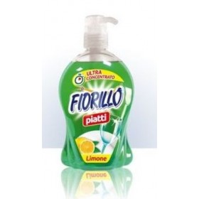FIORILLO DETERGENT DISHWASHER ULTRA CONCENTRATED WITH LEMON ML.