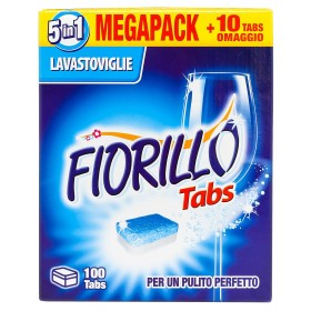 FIORILLO DETERGENT FOR DISHWASHER 100 TABS