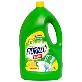 FIORILLO DETERGENT DISHES WITH LEMON LT. 4
