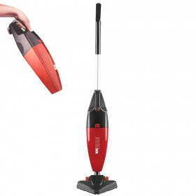 FISELDEM Brooms Vacuum Cleaner ASPIRIA RED WATT. 1200