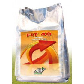 FIT 40 fertilizer based on Calcium Oxide (CaO) soluble in water 40% tank of kg. 5