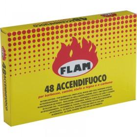 FLAM DIAVOLINA ACCENDIFUOCO 48 CUBETTI
