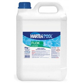 LIQUID FLOCCULANT FOR POOLS LT. 5