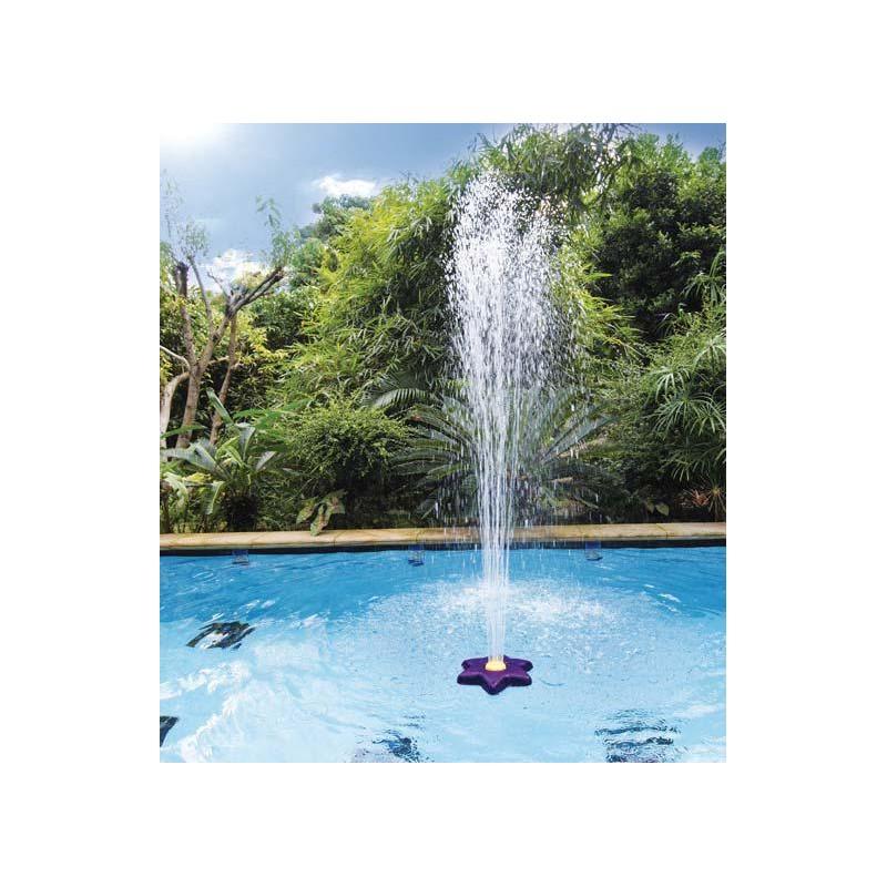Fontana modello fiore k737cbx per piscine - Fontana per piscina ...