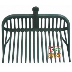 HAY FORK FOR HORSES IN ABS FOR LITTER IN THE STALS CM. 40x30