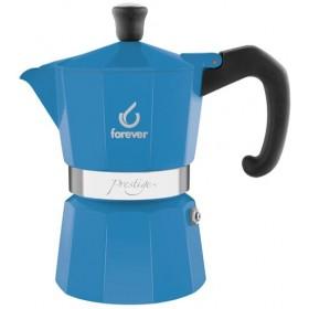 FOREVER Macchina del caffè caffettiera Prestige La Azzurra 1