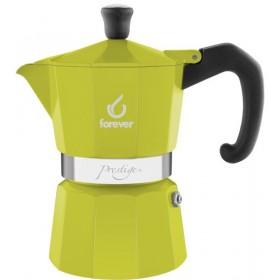 FOREVER Macchina del caffè caffettiera Prestige La Verde 6