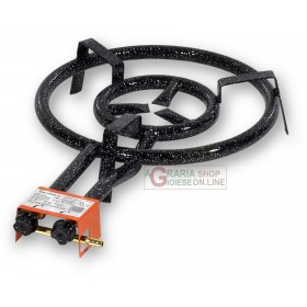 STOVE BUTANE PROPANE GAS BURNER APPROVED CM. 45
