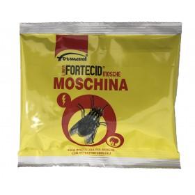 Fortecid esca insetticida granulare per mosche con attrattivi