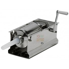 FPL STAINLESS STEEL SAUSAGE FILLER 2 SPEED KG. 3
