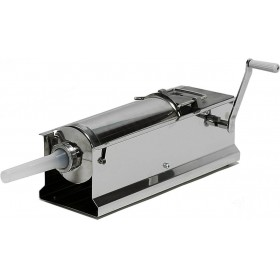 FPL STAINLESS STEEL SAUSAGE FILLER 2 SPEED KG. 5
