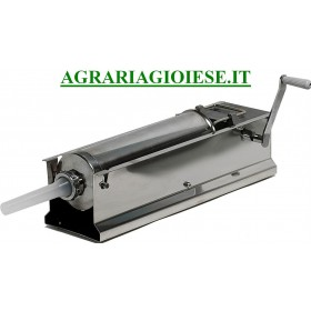 FPL STAINLESS STEEL SAUSAGE FILLER 2 SPEED KG. 8
