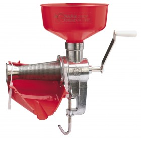FPL TOMATO SAUCER MANUAL TOMATO SQUEEZER PLASTIC FUNNEL AND DRAINER