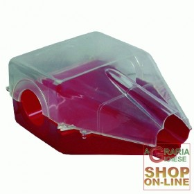 FPL SLIDE WITH PLASTIC SPLASH FOR TOMATO SQUEEZER N. 5