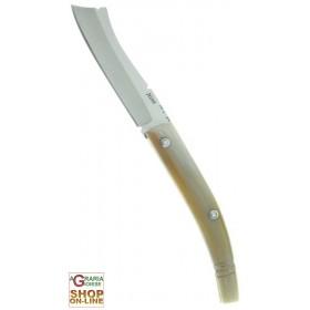 Fraraccio coltello Mozzetta Abruzzese corno cm. 19 0395/0419