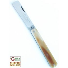 Fraraccio coltello mozzetta manico corno cm. 17 cod.