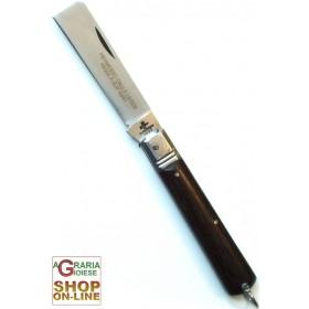 Fraraccio coltello mozzetta manico palissandro cm. 15 cod.