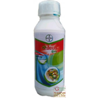 BAYER DECIS EVO DELTAMETHRIN INSECTICIDE LT. 1