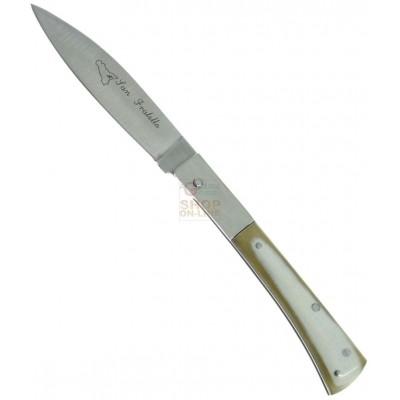 Fraraccio coltello San Fratel piatto cm. 17 cod. 0403/SF17CLP