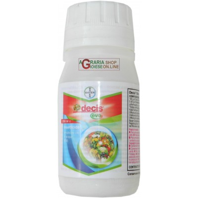 BAYER DECIS EVO INSECTICIDE DELTAMETHRIN ML. 250