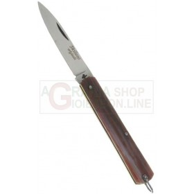 FRARACCIO KNIFE CELLULOID HANDLE STAINLESS STEEL BLADE CM. 15