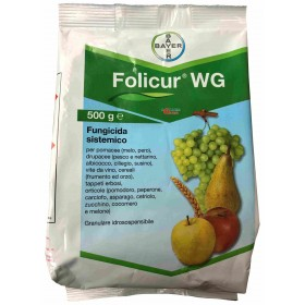BAYER FOLICUR WG ANTIOID FUNGICIDE BASED ON TEBUCONAZOLE GR. 500