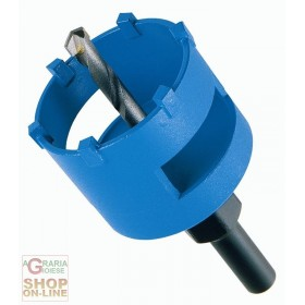 HOLE CUTTER FOR CONCRETE BUILDING MM. 55