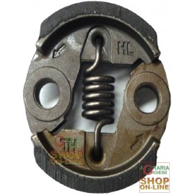 COMPLETE CLUTCH FOR BRUSHCUTTER MM. 52