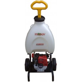 FROGGY MOTOR PUMP FOR SPRAYING WITH TANK LT. 20 SUPER S25 TROLLEY
