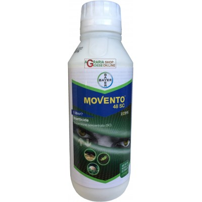 BAYER MOVENTO 48 SC INSECTICIDE BASED SPIROTETRAMAT lt. 1