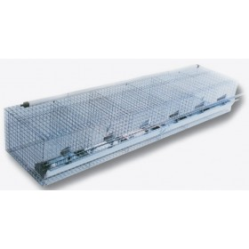 CAGE BASKET FOR RABBITS PLACES 18 CM. 180