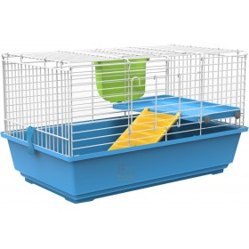 COLORS CAGE FOR RODENTS CM. 76.2 X 45.8 X 45