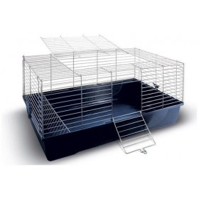 BALDO CAGE FOR RABBITS CM.100X53X46H