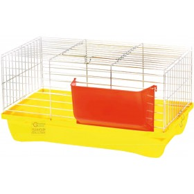 CAGE FOR RABBITS AND RODENTS FELIX MODEL CM. 58 X 32 X 31 H.