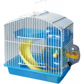 SMALL HAMSTER CAGE CM. 22 X 16 X 24